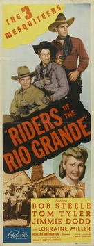 Riders of the Rio Grande - Movie Poster (xs thumbnail)