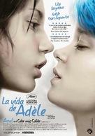 La vie d'Adèle - Colombian Movie Poster (xs thumbnail)