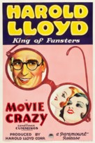 Movie Crazy - Movie Poster (xs thumbnail)