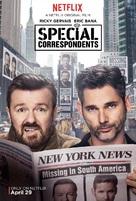 Special Correspondents - Movie Poster (xs thumbnail)