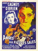 Angels with Dirty Faces - French Movie Poster (xs thumbnail)