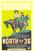 North of 36 - Movie Poster (xs thumbnail)