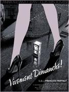 Vivement dimanche! - Belgian Re-release movie poster (xs thumbnail)