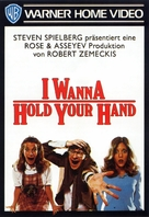 I Wanna Hold Your Hand - German Movie Cover (xs thumbnail)