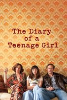 The Diary of a Teenage Girl - Movie Poster (xs thumbnail)