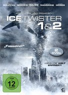 Ice Twisters - German DVD cover (xs thumbnail)