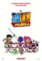 Teen Titans Go! To the Movies - Spanish Movie Poster (xs thumbnail)