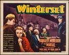 Winterset - Movie Poster (xs thumbnail)