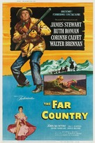 The Far Country - Movie Poster (xs thumbnail)