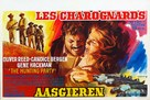 The Hunting Party - Belgian Movie Poster (xs thumbnail)