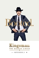 Kingsman: The Golden Circle - Movie Poster (xs thumbnail)