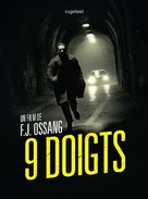 9 doigts - French DVD movie cover (xs thumbnail)
