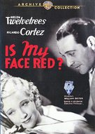 Is My Face Red? - DVD cover (xs thumbnail)