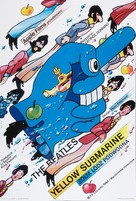 Yellow Submarine - Polish Movie Poster (xs thumbnail)