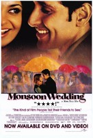 Monsoon Wedding - Video release poster (xs thumbnail)