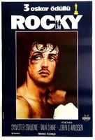 Rocky - Turkish Movie Poster (xs thumbnail)