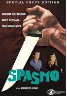Spasmo - German DVD cover (xs thumbnail)