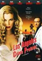 L.A. Confidential - Brazilian DVD cover (xs thumbnail)