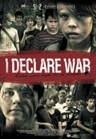 I Declare War - Canadian Movie Poster (xs thumbnail)