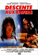 Descente aux enfers - French DVD cover (xs thumbnail)