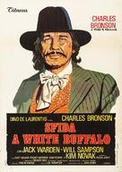 The White Buffalo - Italian Movie Poster (xs thumbnail)