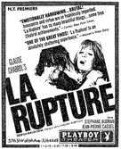 La rupture - poster (xs thumbnail)