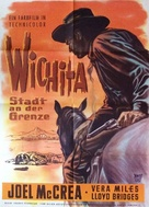 Wichita - German Movie Poster (xs thumbnail)