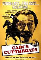 Cain's Cutthroats - Movie Poster (xs thumbnail)