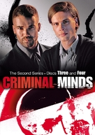 """Criminal Minds"" - DVD movie cover (xs thumbnail)"