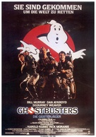 Ghostbusters - German Movie Poster (xs thumbnail)