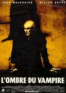 Shadow of the Vampire - French Movie Poster (xs thumbnail)