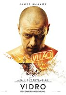 Glass - Brazilian Movie Poster (xs thumbnail)
