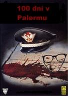 Cento giorni a Palermo - Czech DVD cover (xs thumbnail)