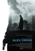 Alex Cross - Turkish Movie Poster (xs thumbnail)