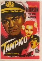 Tampico - Spanish Movie Poster (xs thumbnail)