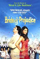 Bride And Prejudice - British Movie Poster (xs thumbnail)