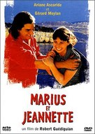 Marius et Jeannette - French Movie Cover (xs thumbnail)