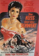 The Iron Glove - German Movie Poster (xs thumbnail)