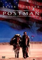 The Postman - DVD cover (xs thumbnail)