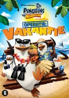 """""""The Penguins of Madagascar"""" - Dutch DVD movie cover (xs thumbnail)"""