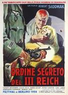 Nachts, wenn der Teufel kam - Italian Movie Poster (xs thumbnail)