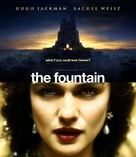 The Fountain - Blu-Ray movie cover (xs thumbnail)