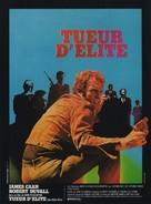 The Killer Elite - French Movie Poster (xs thumbnail)