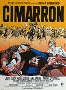 Cimarron - Danish Movie Poster (xs thumbnail)