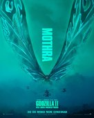 Godzilla: King of the Monsters - Brazilian Movie Poster (xs thumbnail)