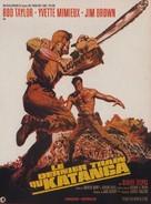 The Mercenaries - French Movie Poster (xs thumbnail)