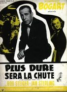 The Harder They Fall - French poster (xs thumbnail)
