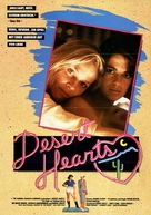 Desert Hearts - German Movie Poster (xs thumbnail)