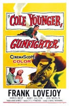 Cole Younger, Gunfighter - Movie Poster (xs thumbnail)
