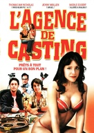 Cattle Call - French DVD movie cover (xs thumbnail)